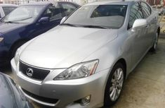 Lexus IS 2008 Petrol Automatic Grey/Silver for sale