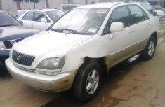 Lexus RX 1999 Automatic Petrol ₦1,800,000