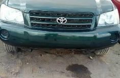 Toyota Highlander 2004 ₦2,850,000 for sale