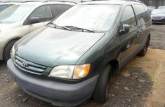 Toyota Sienna 2003 Automatic Petrol ₦1,700,000 for sale