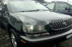 Lexus RX 2001 Petrol Automatic Black for sale