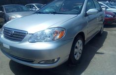 Almost brand new Toyota Corolla Petrol 2007 for sale