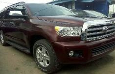 2011 Toyota Sequoia for sale