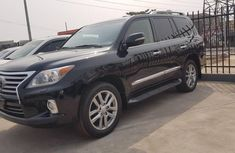 2014 Lexus LX Automatic Petrol well maintained for sale