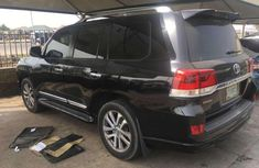 Almost brand new Toyota Land Cruiser Petrol 2010 for sale