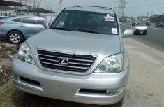 2004 Lexus GX for sale in Lagos