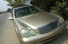 Mercedes-Benz C240 2002 ₦2,200,000 for sale