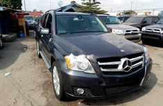 Mercedes-Benz GLK 2010 Petrol Automatic Grey/Silver for sale