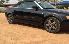 Audi A4 2004 Petrol Automatic Black for sale