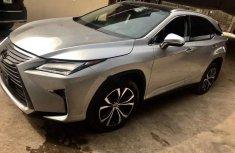 2017 Lexus RX for sale in Lagos