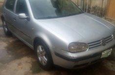 Volkswagen Golf 4 2004 Silver for sale