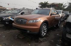 2006 Infiniti FX Automatic Petrol well maintained for sale