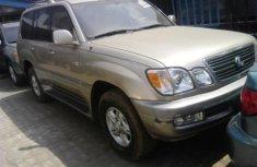 Lexus LX 2000 Petrol Automatic Beige for sale