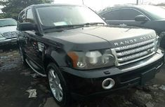 Land Rover Range Rover Sport 2010 Petrol Automatic Black for sale
