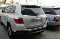 Good used 2012 Toyota Highlander for sale
