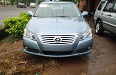 Clean Toyota Avalon 2010 Blue for sale with full auction