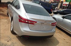 Clean Toyota Avalon 2014 Silver for sale with full auction