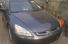Honda Acord 2011 Black for sale will full option