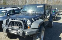 2011 Wrangler Jeep  for sale