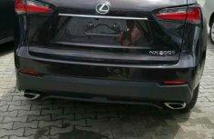 Toks Lexus LX450 2015 Black for sale