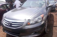 Honda Accord 2008 Petrol Automatic Grey/Silver for sale
