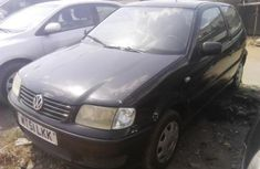 Volkswagen Polo 2000 Petrol Manual Black for sale