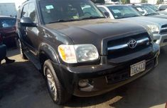 Toyota Sequoia 2009 Petrol Automatic Black for sale