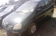 Nissan Almera Tino 2004 Manual Petrol ₦1,300,000 for sale
