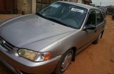 2001 Toyota Corolla Automatic Petrol well maintained for sale