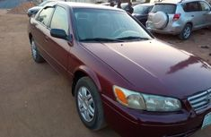 Almost brand new Toyota Camry Petrol 2001 for sale