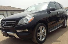 2014 Mercedes-Benz ML350 for sale