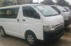 Clean Toyota Haice 2005 White for sale