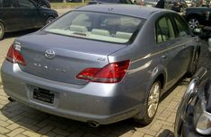 Blue 2013 Toyota Avalon sport for sale with full option