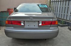 Clean Toyota Camry 2000 Silver for sale with full auction