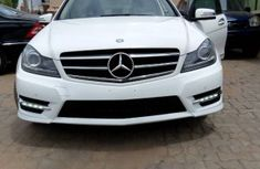 Mercedes-benz C350 2008 White for sale
