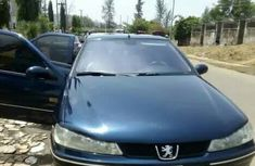 2004 Peugeot 406 Blue for sale