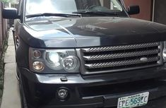 Range Rover sport 2006 Black for sale