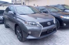 Clean 2015 Lexus Rx350 tokumbo Grey for sale