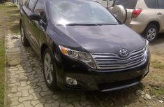 Toyota Venza 2009 Black model for sale with the fullest options buy and drive