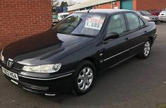 Peugeot 406 2005 Black for sale