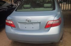 Clean Toyota Camry 2008 Blue for sale