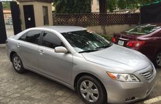 Clean Toyota Camry 2008 silver for sale