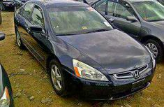 2007 Blue Honda Accord for sell.