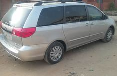 Clean Toyota Sienna 2008 Silver for sale