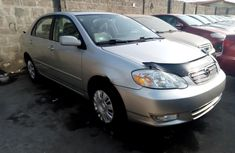 2003 Toyota Corolla Automatic Petrol well maintained for sale