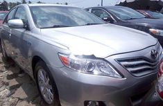 Toyota Camry 2008 Petrol Automatic Grey/Silver for sale