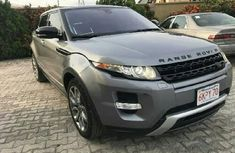 2014 Land Rover Range Rover Evoque Petrol Automatic for sale