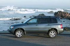 Toyota Highlander 2005 model: Price in Nigeria, Model pictures, Interior & More