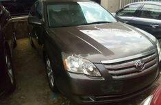 Almost brand new Toyota Avalon Petrol 2006 for sale