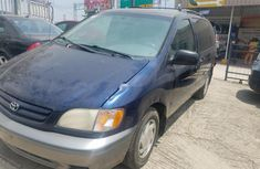 Almost brand new Toyota Sienna Petrol 2001 for sale